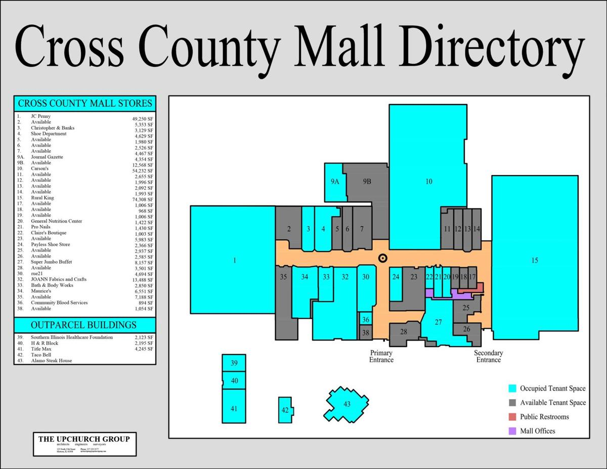 a3399af63b Cross County Mall