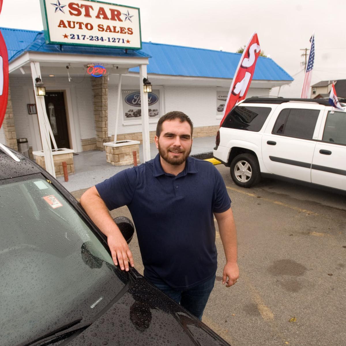 Star Auto Sales >> Star Auto Sales Moves To New Location In Mattoon Local