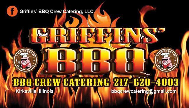 Griffins' BBQ - Logo
