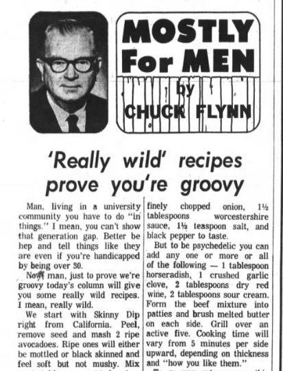 Chuck Flynn column