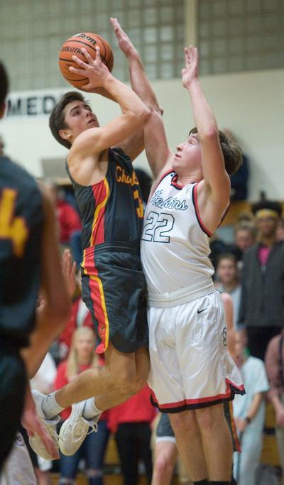 Charleston vs. Sullivan Boys Basketball