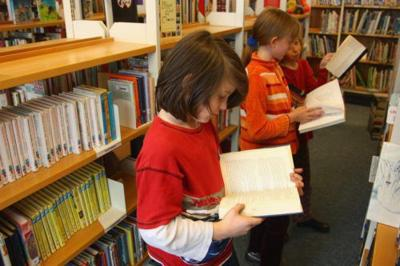 Library Lets Young Readers Work Off Late Fees By Reading More