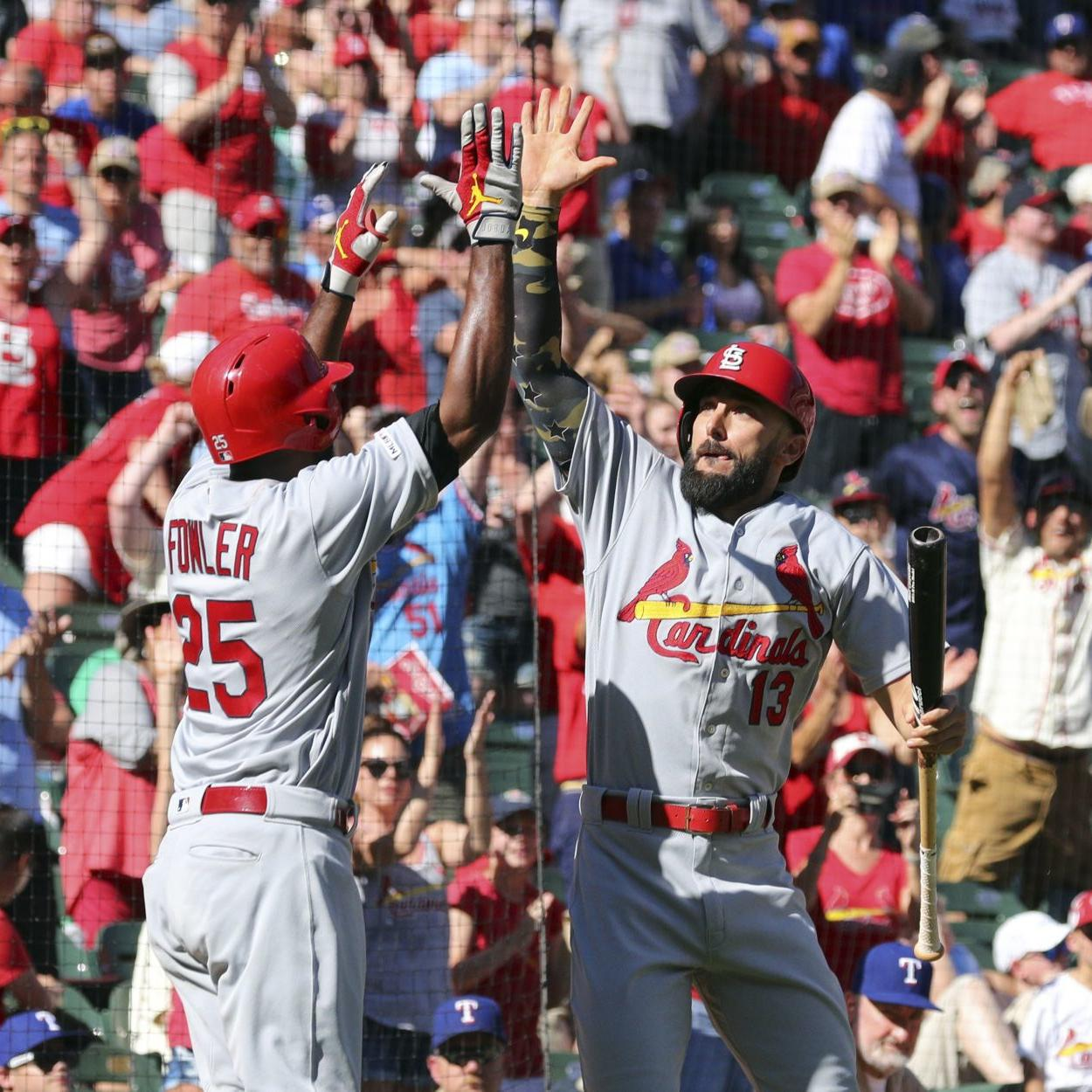 Cardinals' Tuesday night game vs  Royals postponed | Sports