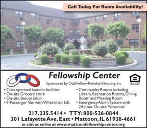 Call Fellowship Center Today!