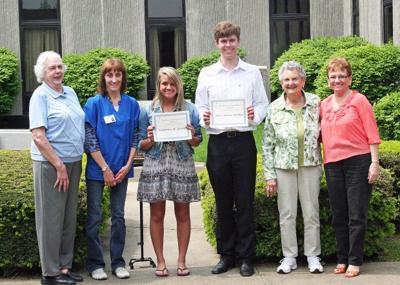 PCH Volunteers announce scholarship winners | Lifestyles | jg-tc com