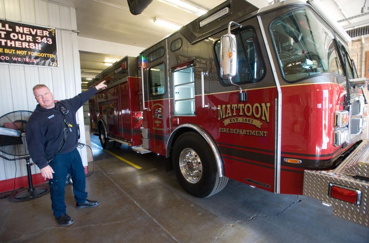 Fire Squad's New Rescue Pumper Going Into Service