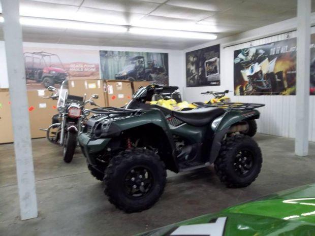 2008 Kawasaki Brute Force 750 $4,999