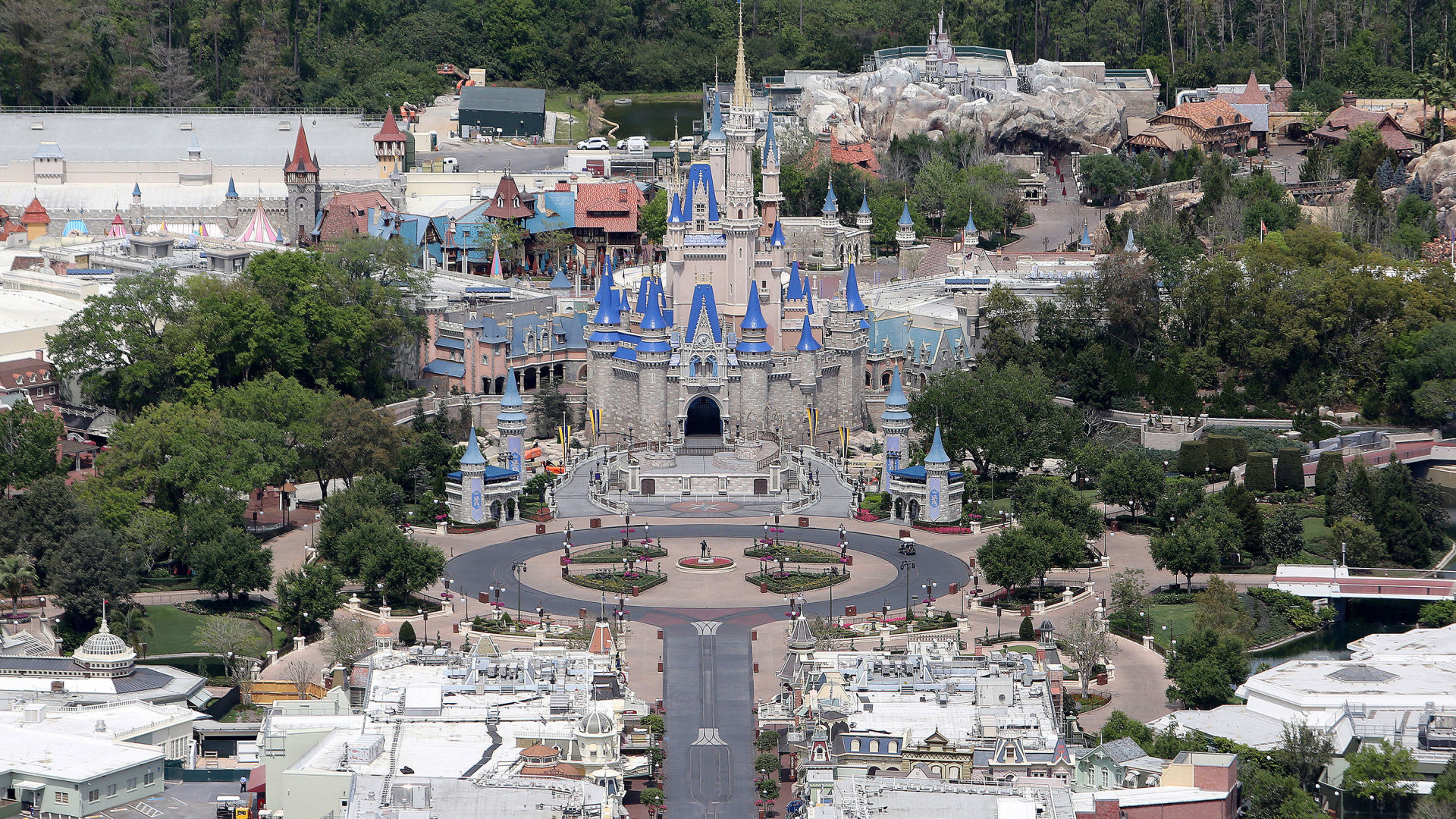 Disney World eyes mid - July for reopening
