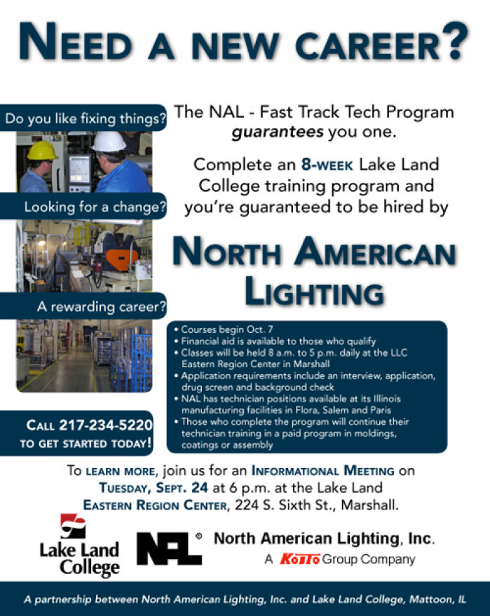 Our 8-Week Course Guarantees you a job!  sc 1 st  JG-TC.com & Lake Land College   education     Mattoon IL   jg-tc.com
