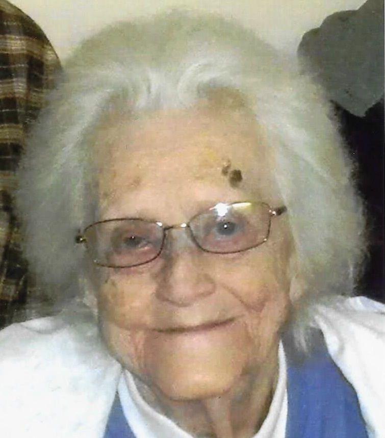 Elsie Irene Scott