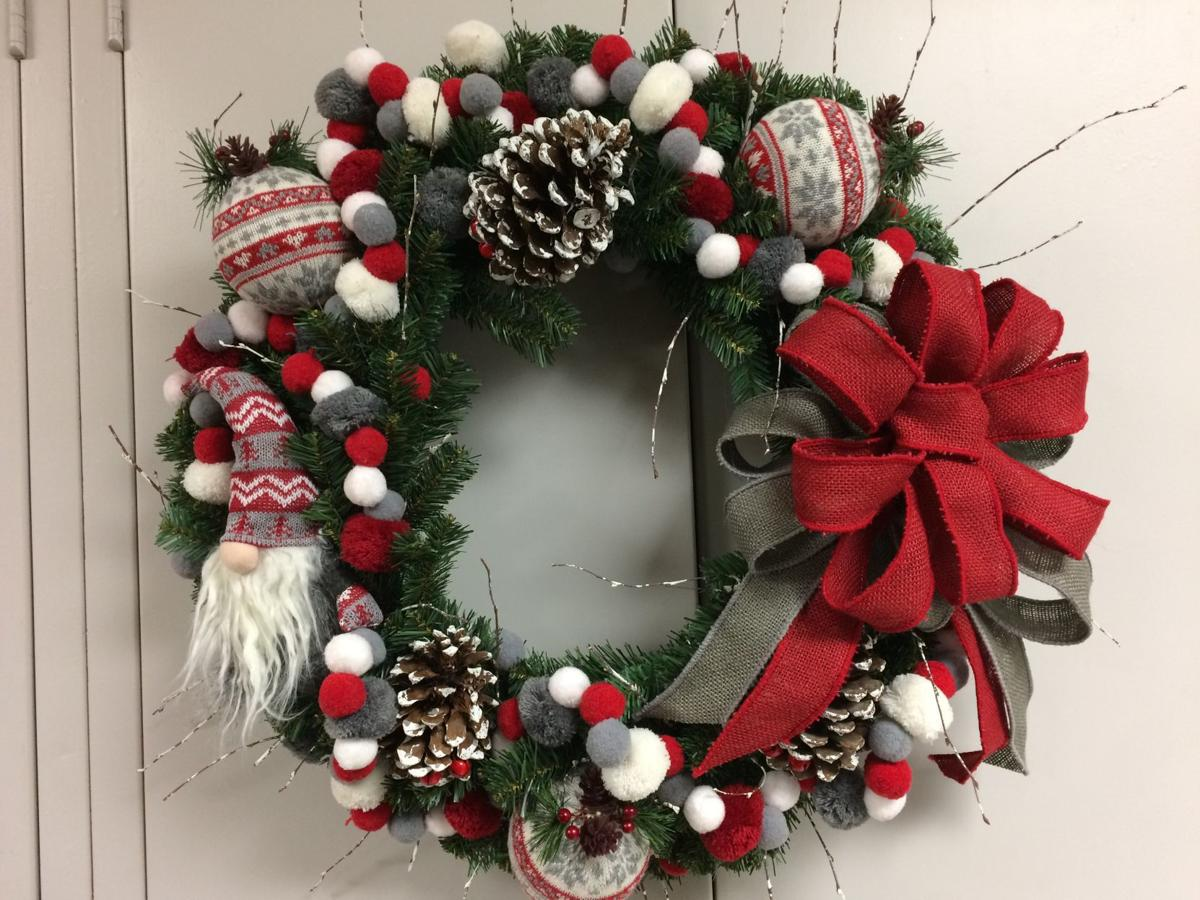 1-Sherman wreath