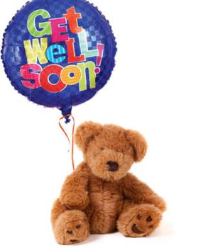Add a Foil Balloon or Stuffed Animal to your Next Delivery!
