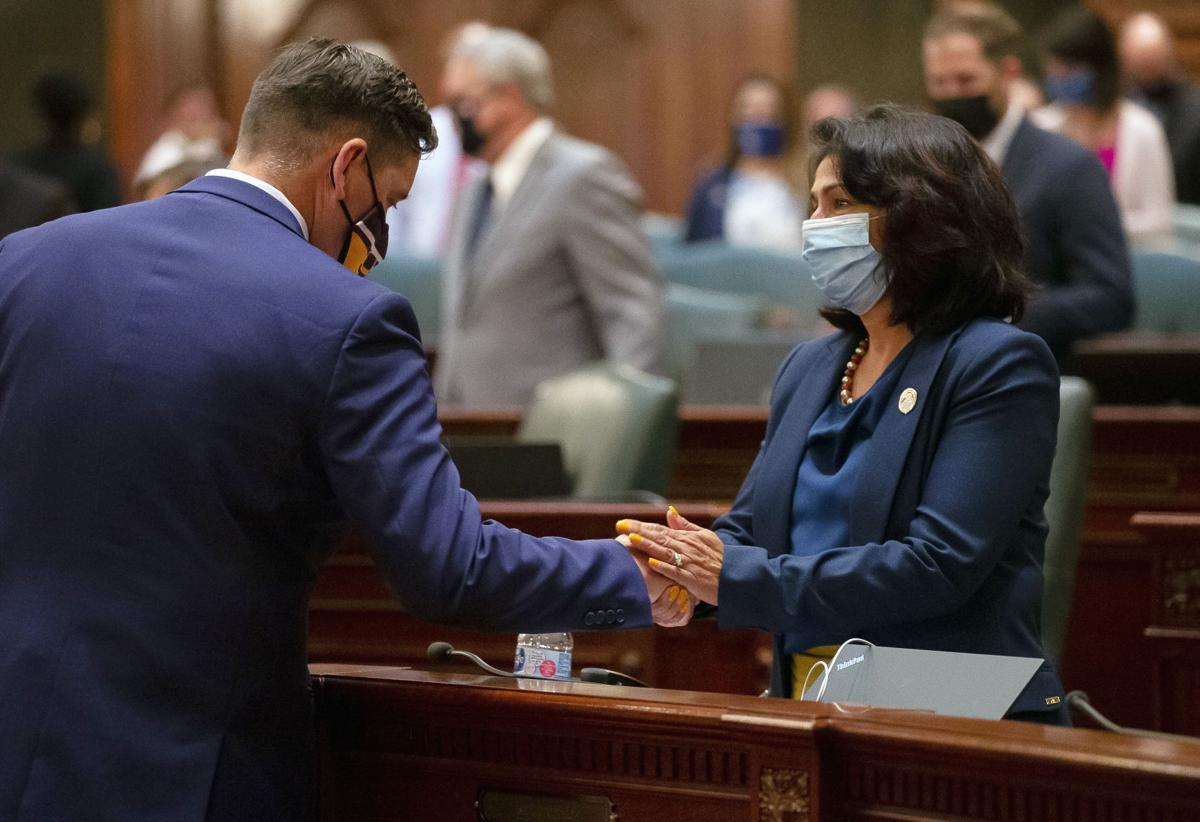 Illinois Legislative Redistricting