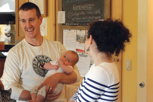 One Company Is Encouraging Employees To Bring Their Babies In To Work
