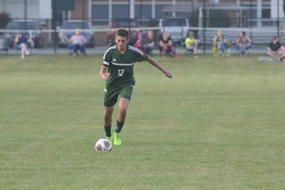 Mason Wright Mattoon soccer