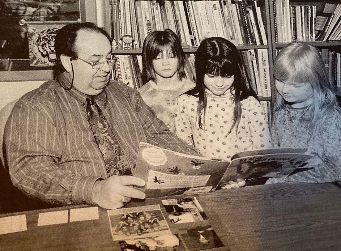 Edwards reading