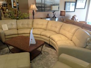 Wright's Furniture & Flooring's Sectional Options!