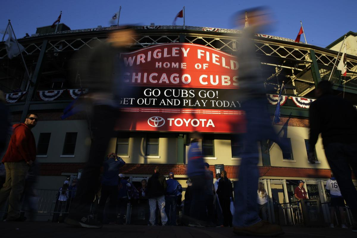 Cubs-Ricketts Baseball