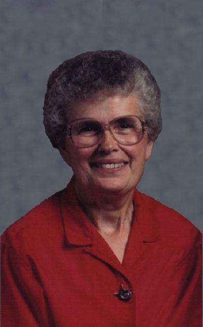 Patricia Spencer