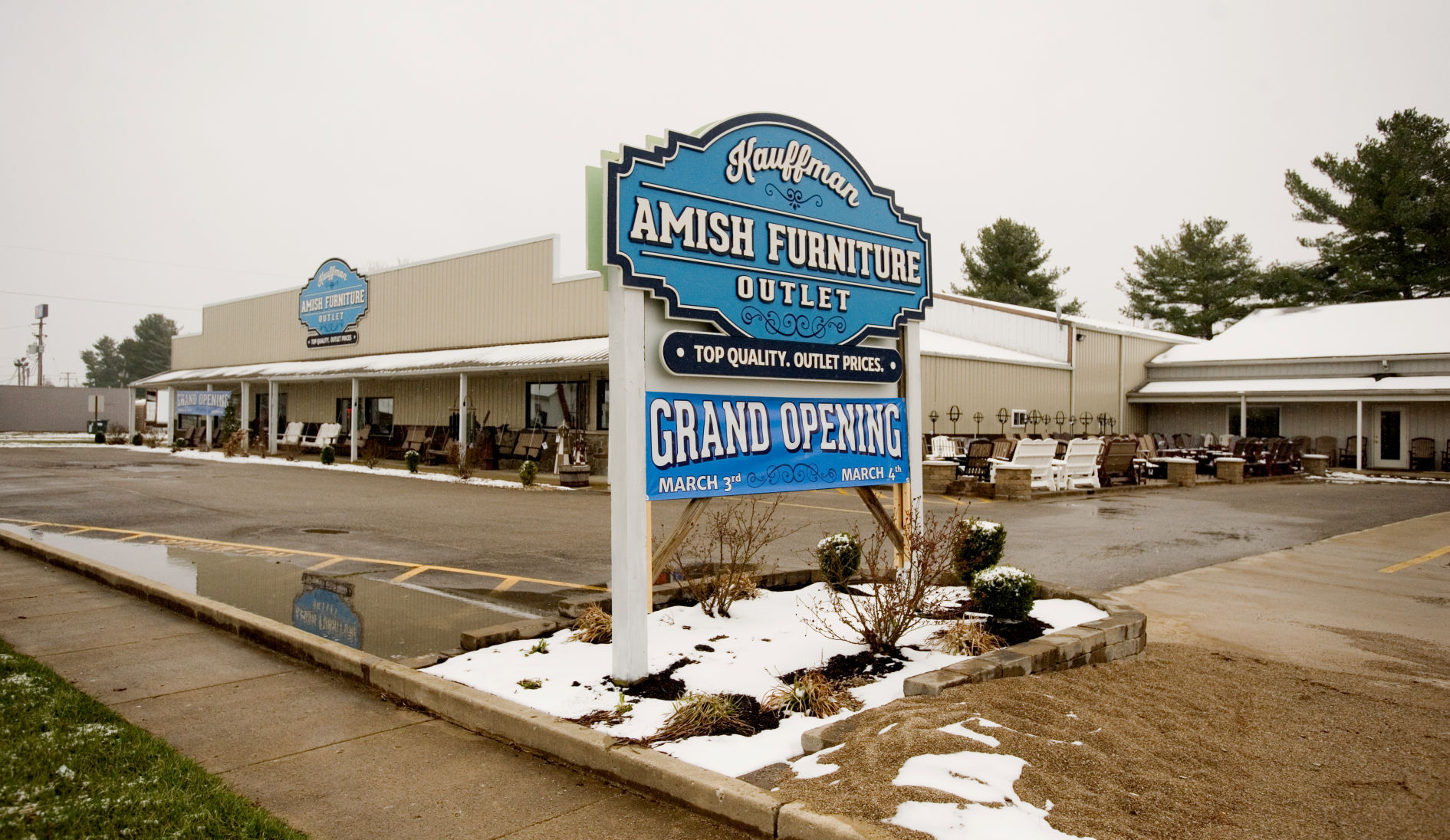 Nice SHOP LOCAL: Kauffman Amish Furniture Outlet Focuses On Local Products |  Shop Local | Jg Tc.com
