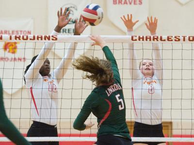 CHS Volleyball 09/19