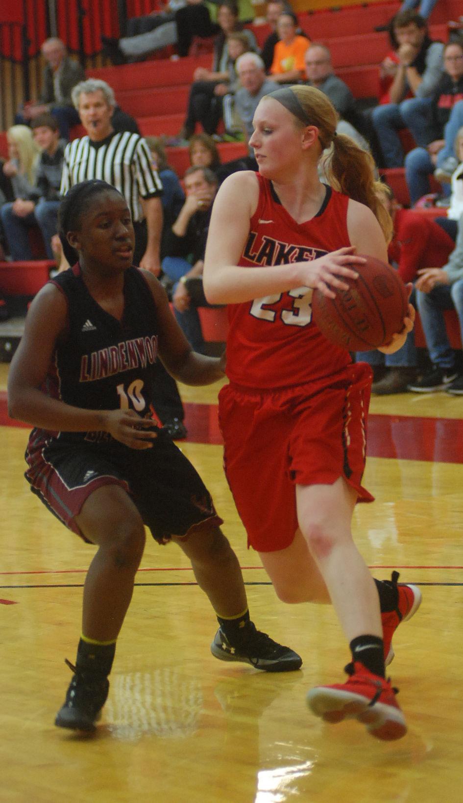 Lake Land women's basketball