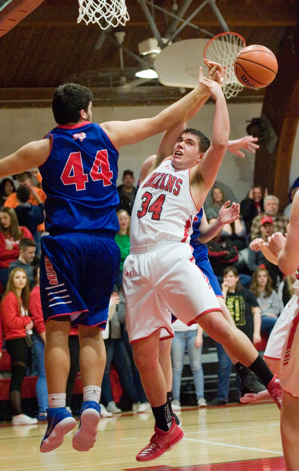 Neoga boys basketball 02/02/18