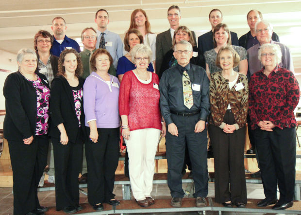 Lake Land College honors dual credit and adjunct instructors