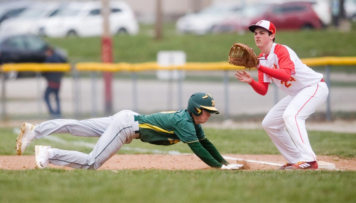 CHS vs. MHS Baseball