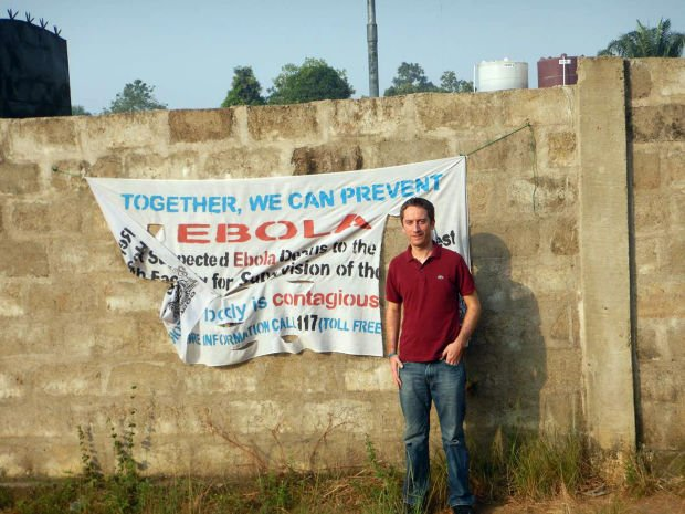 Mattoon native worked with CDC's Ebola response in Sierra Leone