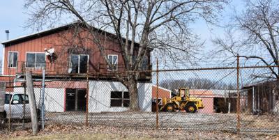 Coles County Auto Salvage Yard