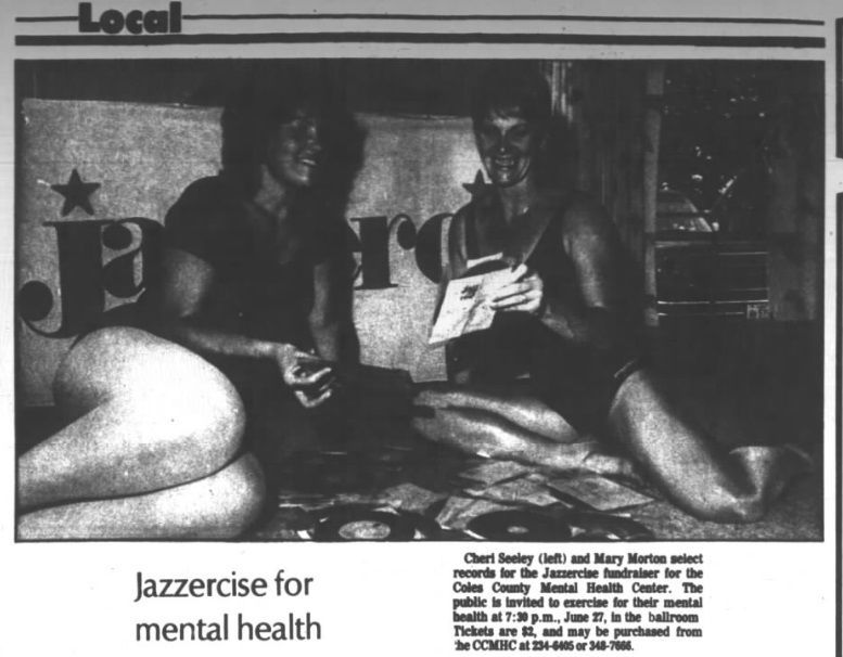 Jazzercise, mental health