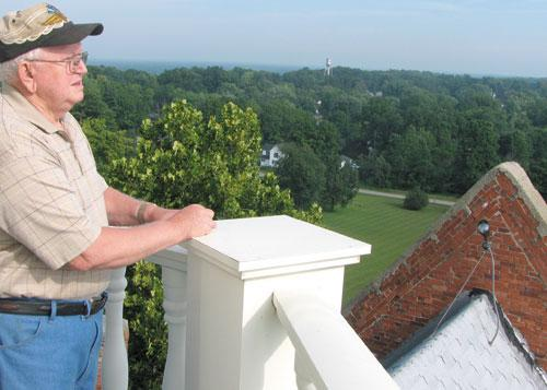 Merom Bluff offers highlights of history