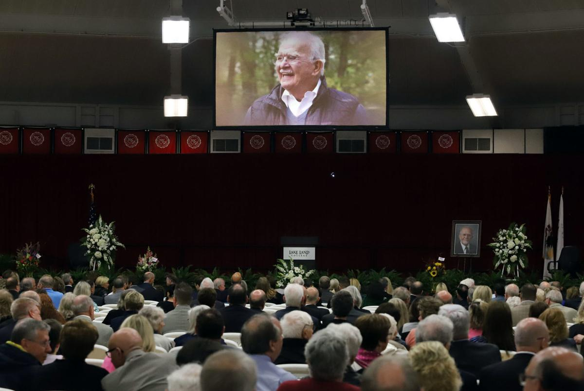 Dick Lumpkin Memorial Ceremony 5.11.19