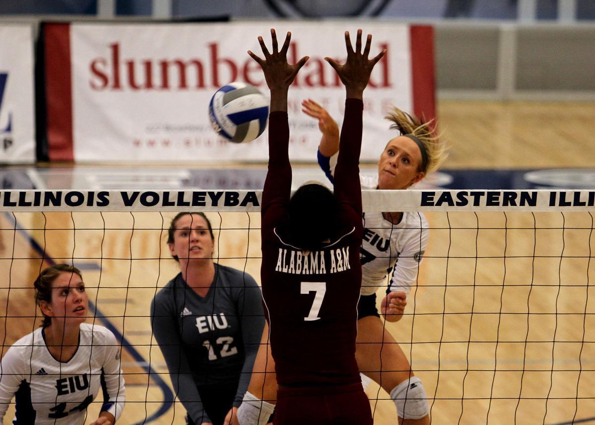 EIU volleyball