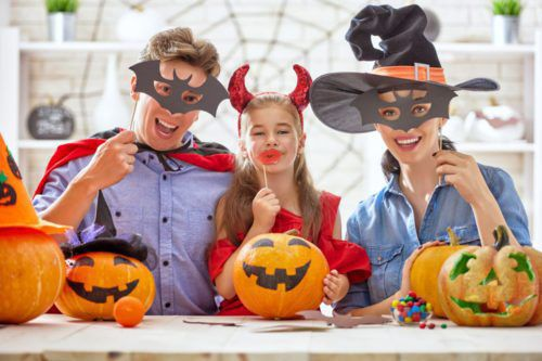 31 Halloween Ideas That'll Guarantee A Fun October For The Whole Family