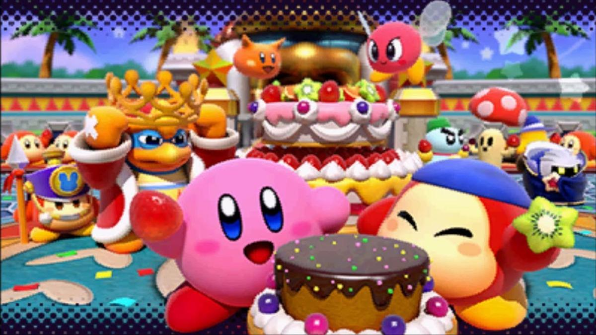 Kirby: Battle Royale 1, TNS photo