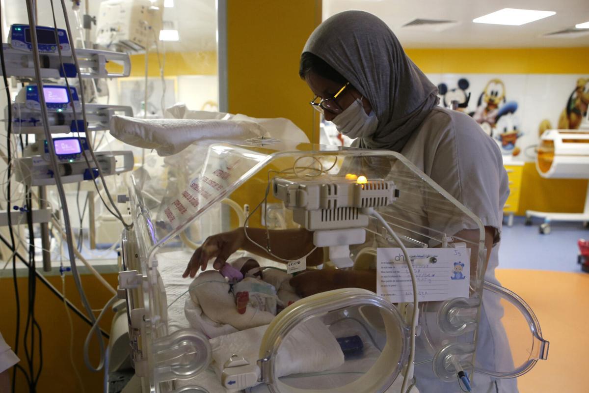 Morocco Mali Nontuplet Births