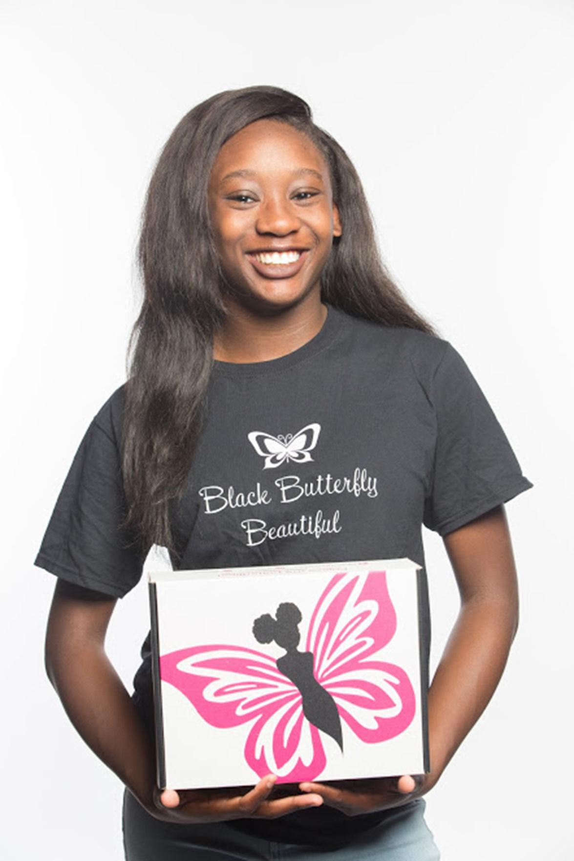 Journi Prewitt, Black Butterfly Beautiful