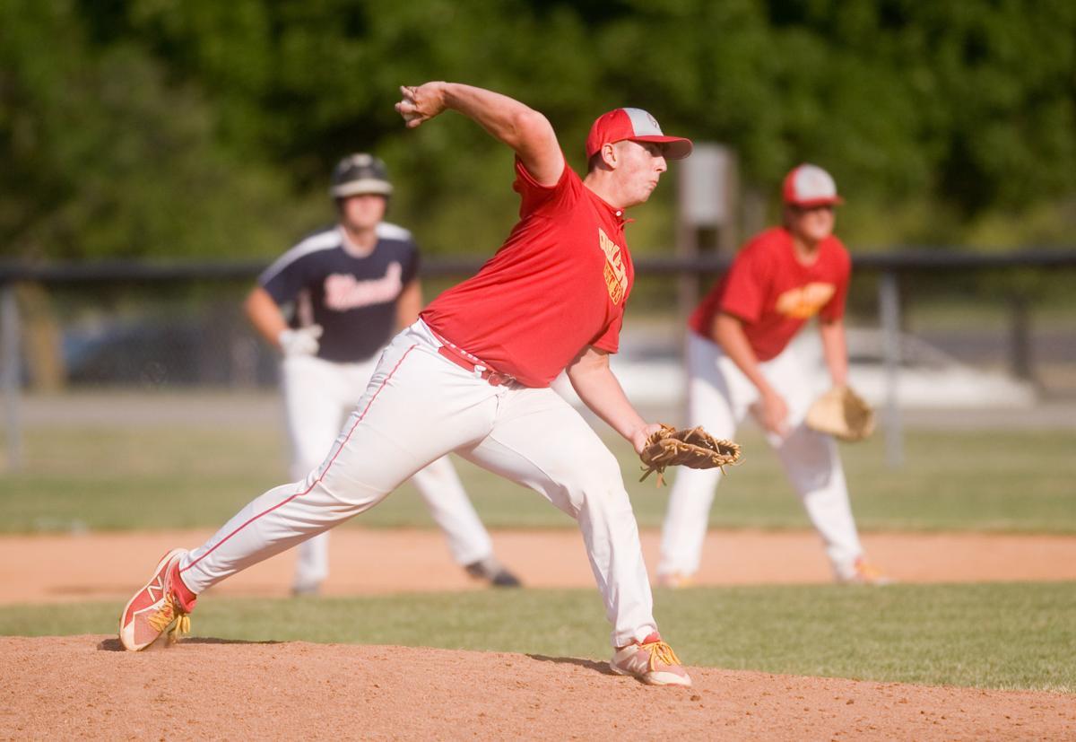 Charleston / Macomb Baseball 07/12/18