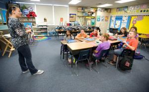 Program introduces children to different languages, cultures