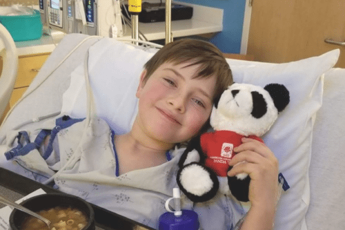 Young Boy Dies From Rare Flesh-eating Bacteria After Minor Bike Accident—and His Mom Is Warning Other Parents