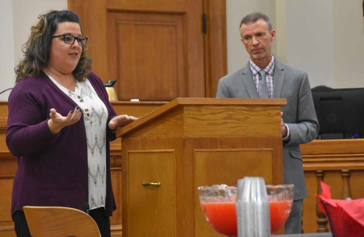 Coles County drug court anniversary