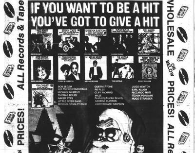 Warehouse Sales Music Ad