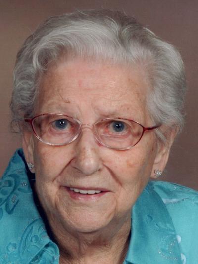 Betty Louella Wright