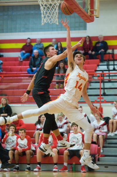 CHS - Mt. Zion Basketball