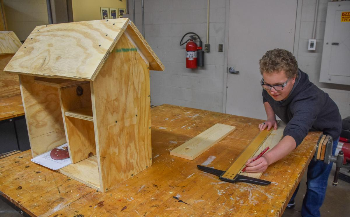 CHS Little Free Library project