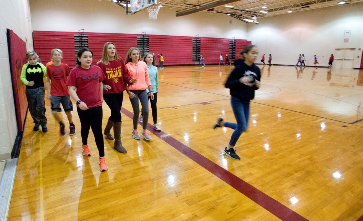 Jefferson Elementary School - St. Jude 11/29/17