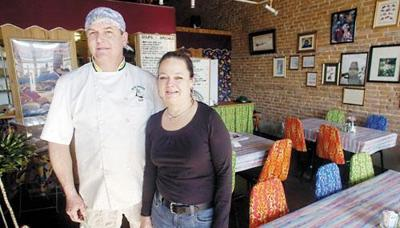 Chef brings his European-honed skills to the small town of Arcola