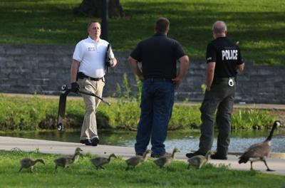 THE LATEST: No foul play suspected; Coroner says Dominic Walker likely drowned